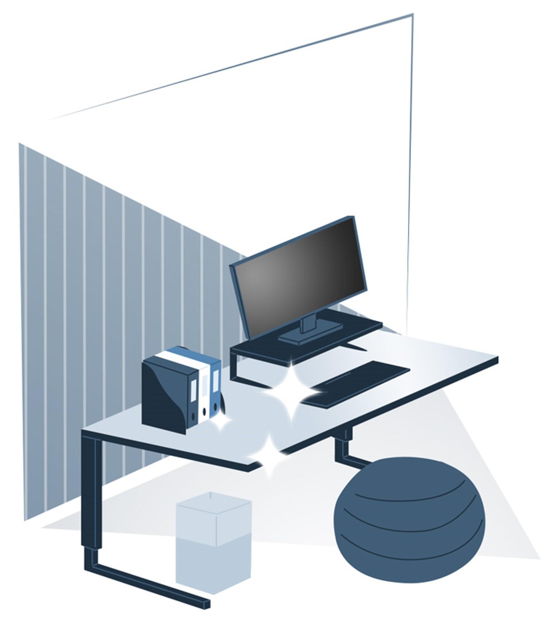 Home Office - Hygiene