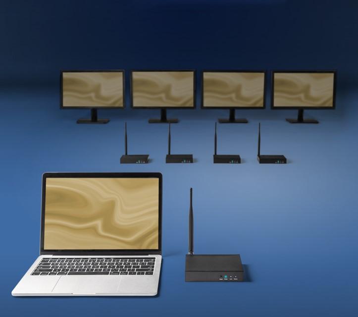 Wireless Video Extender